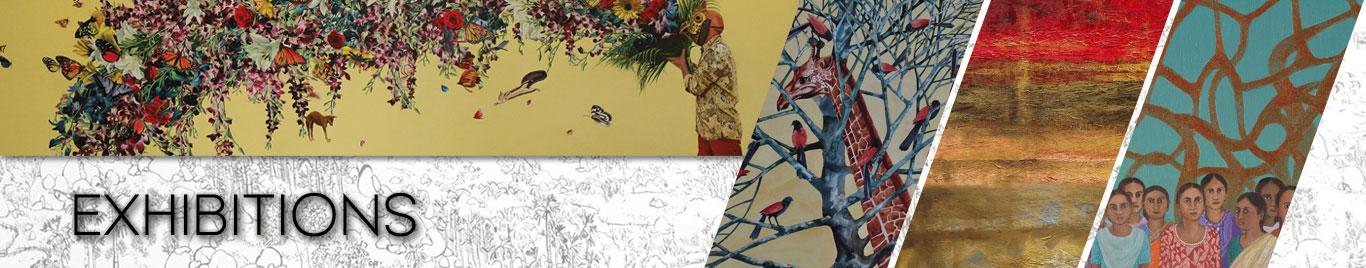 anant art exhibitions