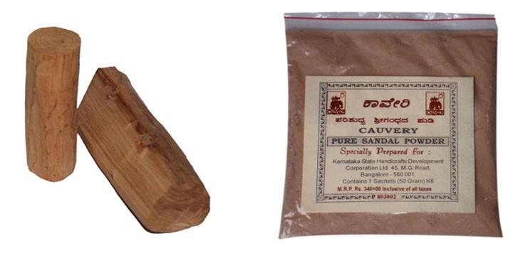 Sandalwood Billets &  Powder