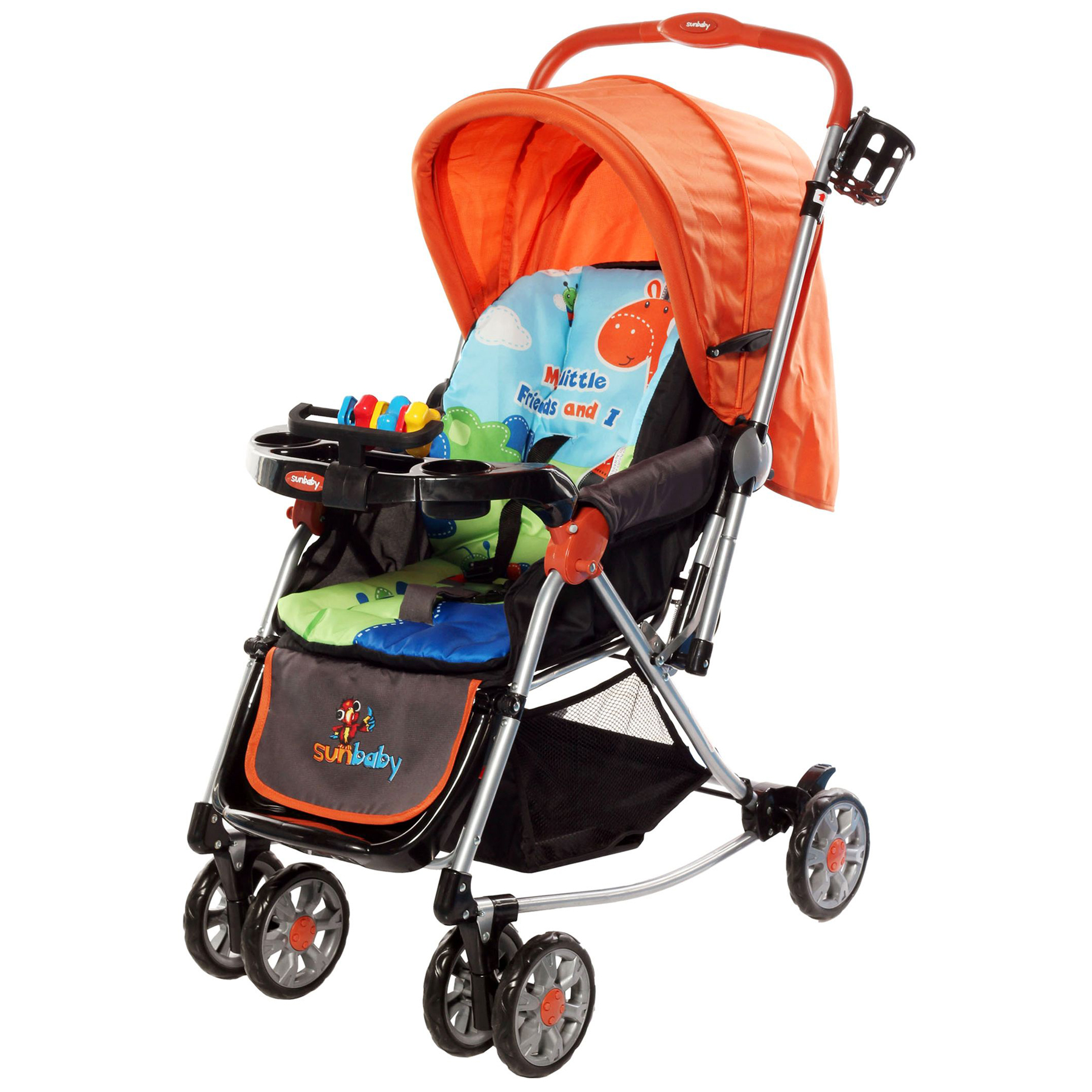 Baby Buggy Cum Stroller, Prams Online Store in Delhi India