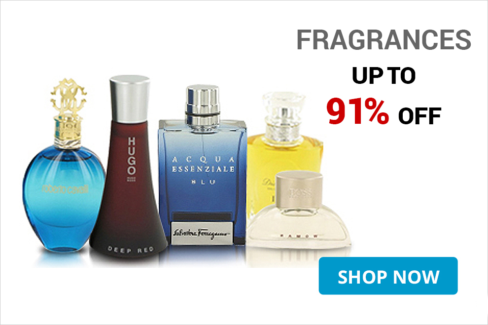 Fragrances UPTO 91% OFF