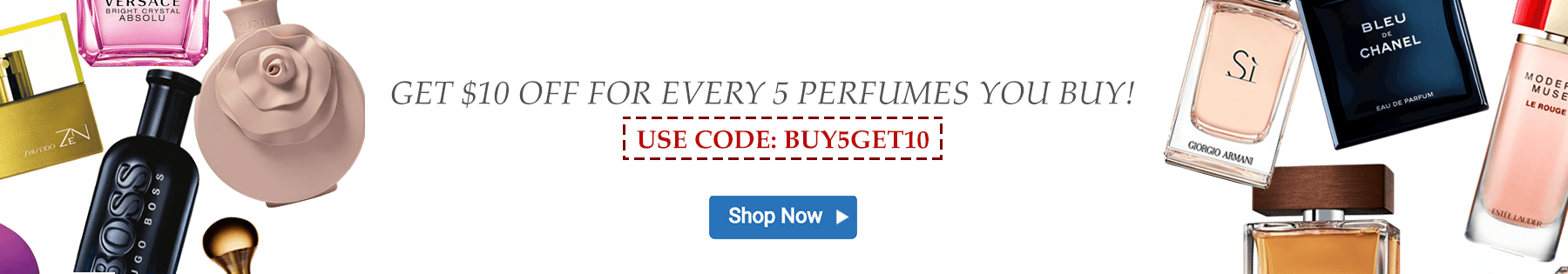 Up To 90% Off On Fragrances & Perfumes