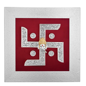 Frames, Religious Artifacts, All-Products, Momentz, Swastik Frame