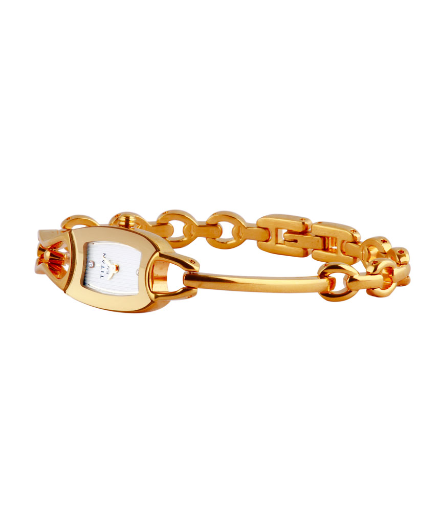 s tone rose ak watches anne women swarovski chain gold bracelet watch accented crystal klein