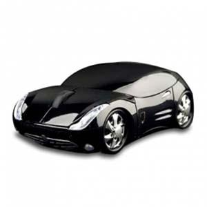 GB110-Gizmobaba Sports Car Shaped Wireless USB Mou