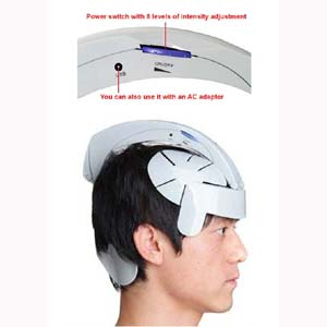 GB15-Gizmobaba Automatic Vibrating, Relaxing Head