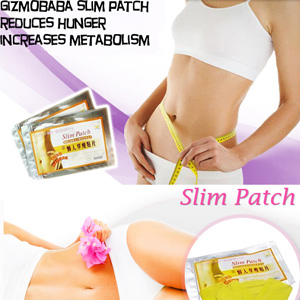 GB112-Gizmobaba Slim Patch, Lose Weight, Control H
