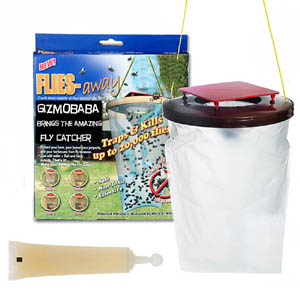 GB117-Gizmobaba Fly Catcher. Safe and Non Toxic. U