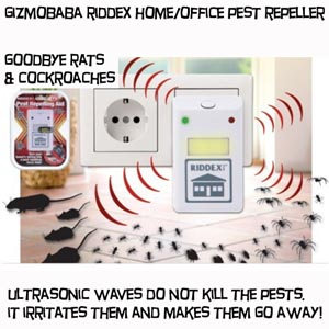 GB132-Gizmobaba Electric Pest Control Gadget for R