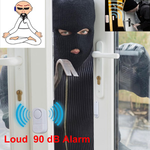 Door Alarm | Window Alarm | Home Alarm
