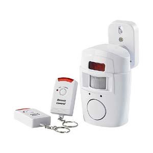 GB81 Home Office Remote Control Security Alarm, Ga