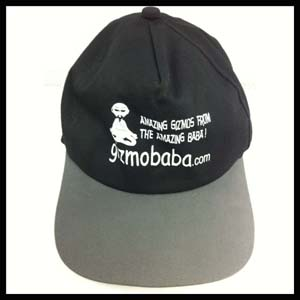 GB92-COOL GIZMOBABA COTTON SUMMER CAP