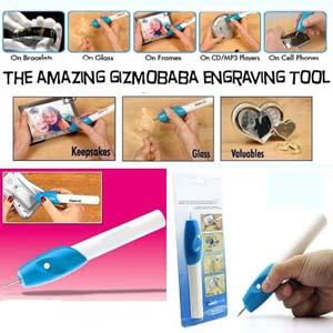 GB94-GIZMOBABA Etching Engraver Engraving Pen Gadg
