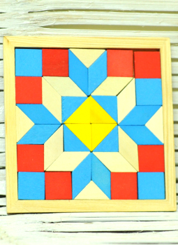 Childrens Toys,Indiacraft,Channapatna wooden toys - Jigsaw puzzle