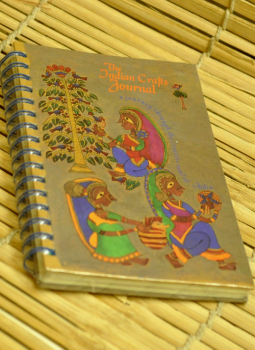 Diaries,Indiacraft,Craft Journal of India (CJI01)