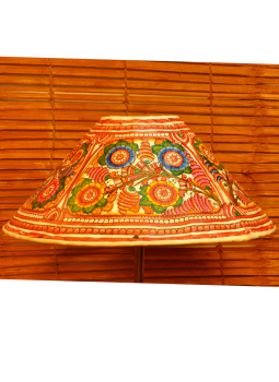 Lamp Shades,Indiacraft,Table Lamp Shades of the shadow puppetry art form