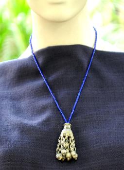Jewellery,Indiacraft,Lambani Tribal Pendant on Beads