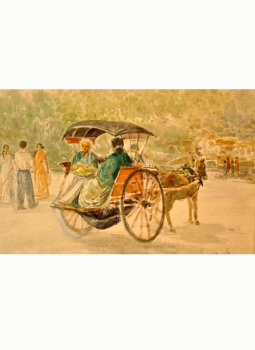 Kolhapur Paintings,Indiacraft,Original water colour paintings from Kolhapur,Maharashtra...
