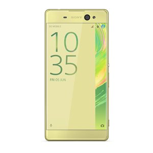 Smart Phones, Mobile Phones, Sony, Sony Xperia XA Ultra Dual - Lime Gold , Up to 558 h (2G) / Up to 708 h (3G) , Up to 13 h (2G) / Up to 12 h (3G) , 164 x 79 x 8.4 mm , 202 g  , 16 MP, f/2.0, 1/2.6