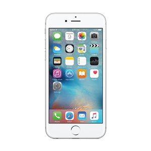 Smart Phones, Mobile Phones, Apple, Apple iPhone 6s (Silver) 64 GB , Nano SIM , 138.3 x 67.1 x 7.1 mm , 143 g , Retina HD display with 3D Touch & LED-backlit widescreen , 4.7 inches , Yes  , Vibration, proprietary ringtones , Yes , Yes ,  , 64 GB , Yes , Yes , HSPA 42.2/5.76 Mbps, LTE Cat6 300/50 Mbps, EV-DO Rev.A 3.1 Mbps , 802.11a/b/g/n/ac Wi‑Fi with MIMO   , Bluetooth 4.2 wireless technology , v2.0, reversible connector , 12-megapixel iSight camera with 1.22µ pixels  , Geo-tagging, simultaneous 4K video and 8MP image recording, touch focus, face/smile detection, HDR (photo/panorama)   , 4K video recording at 30 fps, 1080p HD video recording, True Tone flash, Slo-mo video support, Take 8MP still photos while recording 4K video , 5-megapixel, Retina Flash, ƒ/2.2 aperture, Auto HDR for photos and videos, Backside illumination sensor  ,  	A9 chip with 64-bit architecture , Embedded M9 motion coprocessor , Touch ID fingerprint sensor, Barometer, Three-axis gyro, Accelerometer, Proximity sensor, Ambient light sensor   , iMessage, SMS (threaded view), MMS, Email, Push Email , HTML (Safari) ,  , Yes, with A-GPS, GLONASS ,  ,  , Up to 10 days   , Up to 14 hours on 3G  , GSM 850 / 900 / 1800 / 1900  , HSDPA 850 / 900 / 1700 / 1900 / 2100 ,  ,  ,  , LTE band 1(2100), 2(1900), 3(1800), 4(1700/2100), 5(850), 7(2600), 8(900), 12(700), 13(700), 17(700), 18(800), 19(800), 20(800), 25(1900), 26(850), 28(700), 29(700)  ,  ,  ,