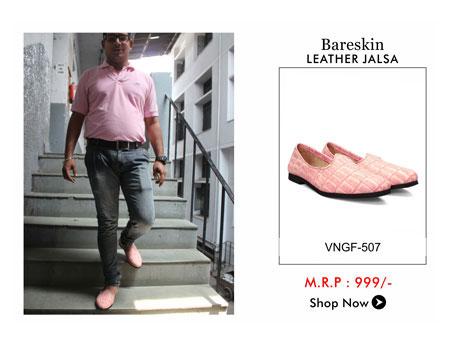 Brunie Leather Jalsa