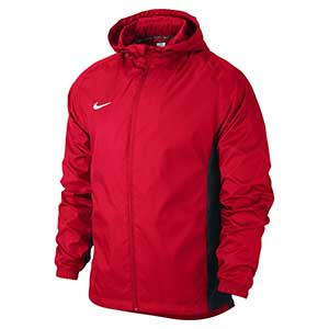 Buy Nike Academy Rain Jacket (Red) Online India| Nike Jackets ...