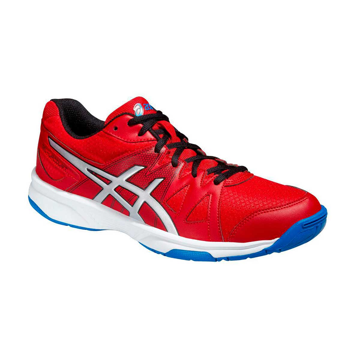 asics running shoes men blue