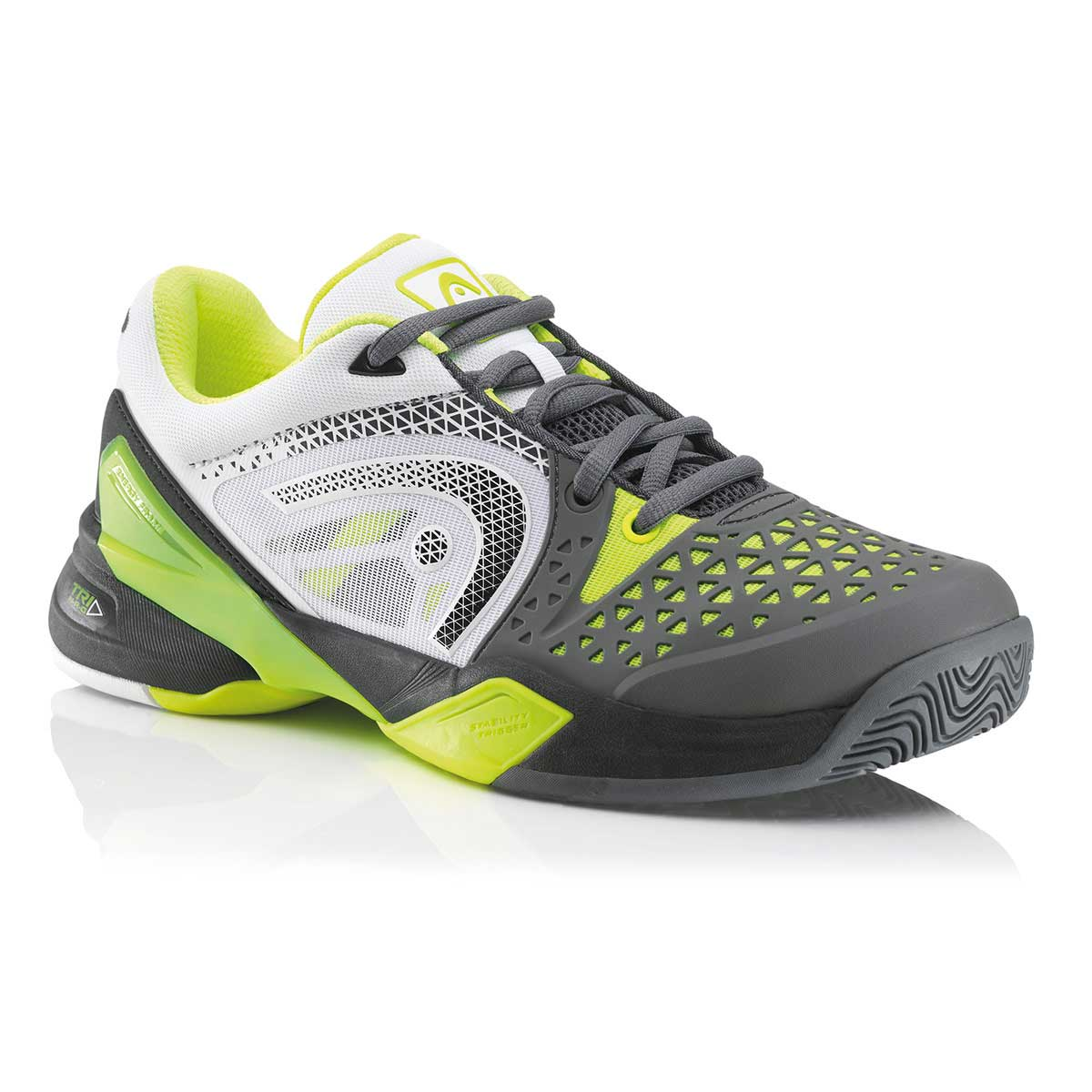 Buy Head Revolt Pro Green Men Tennis Shoes Online India