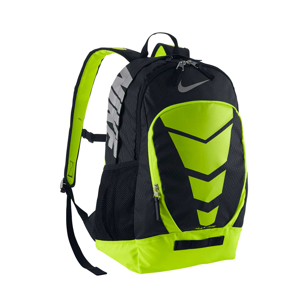nike air backpack green