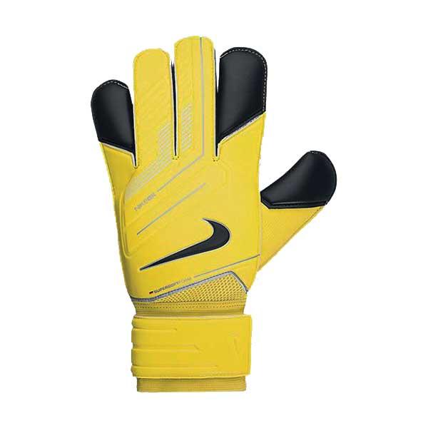Nike Gk Vapor Grip 3 Goalkeeper Gloves White Blue Goalkeepr