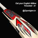 English willow Cricket Bat Knocking In
