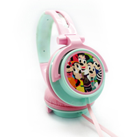 disney series,Portronics,Disney Minnie Fashion Headphone