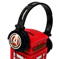 disney series,Portronics,Disney Headphones Avenger
