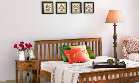 Buy Fabindia Furniture Online in India- Fabindia.com
