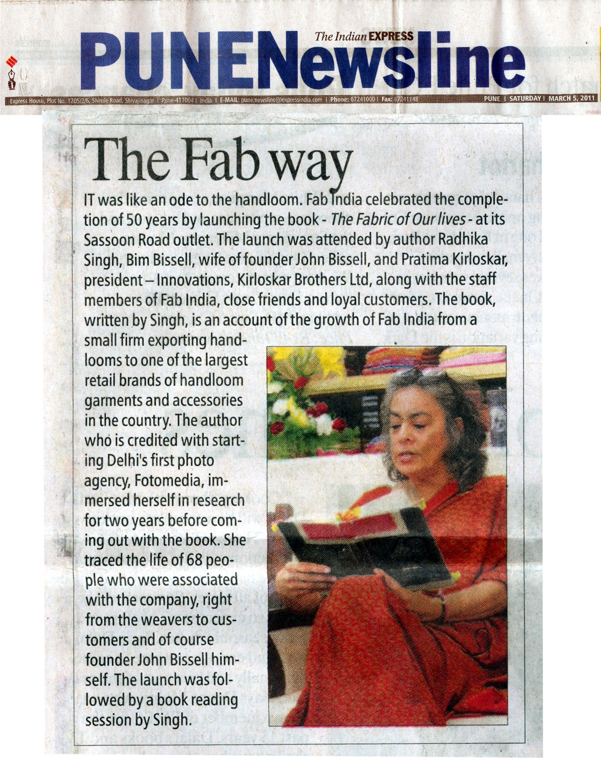 fab india case study Fab india case study fabindia wikipedia, fabindia fabric of india (case study) (pdf) nmims 2010 archived from the original (pdf) on 2010 11 27 bibliography mira kamdar (2007) planet india.