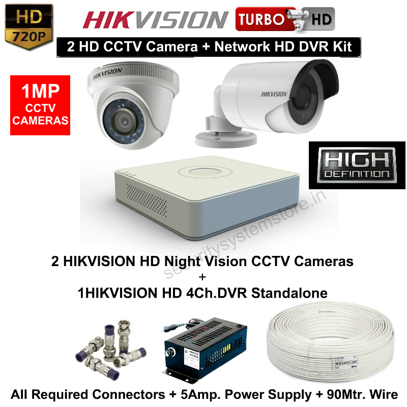 HIKVISION DS7104HGHI-F1