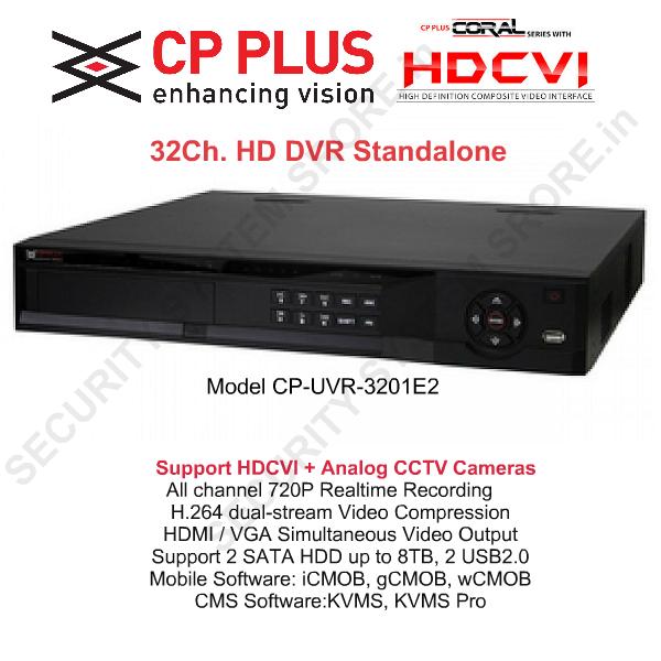 cpplus cp-uvr-3201e2