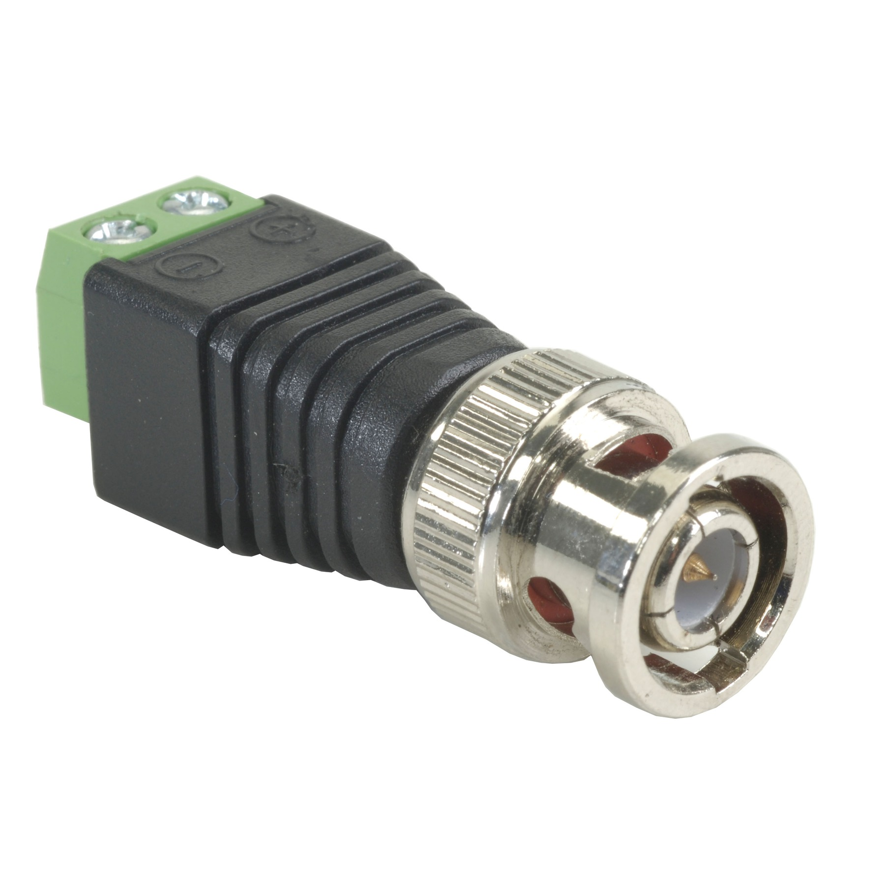 CCTV Camera Connector's,SSS,ST-BNC Connector with Screw Terminals for CCTV Camera