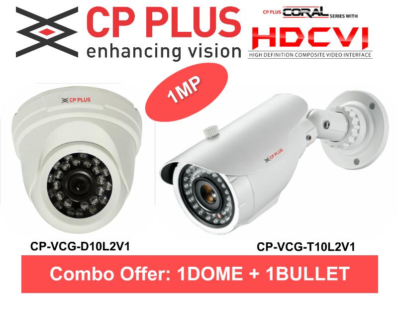 cpplus CP-VCG-D10L2V1