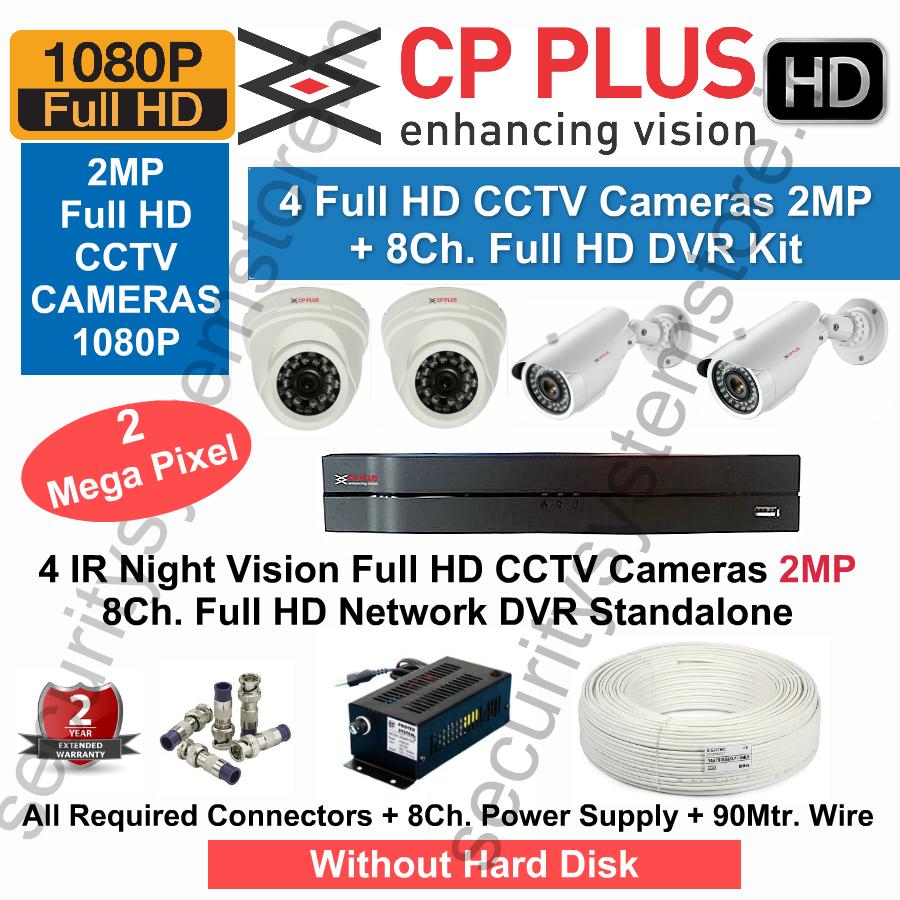 CPPLUS CP-VCG-D20L2