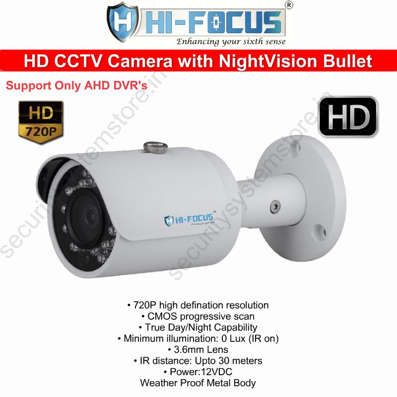 HiFocus HC-AHD-TM13N3