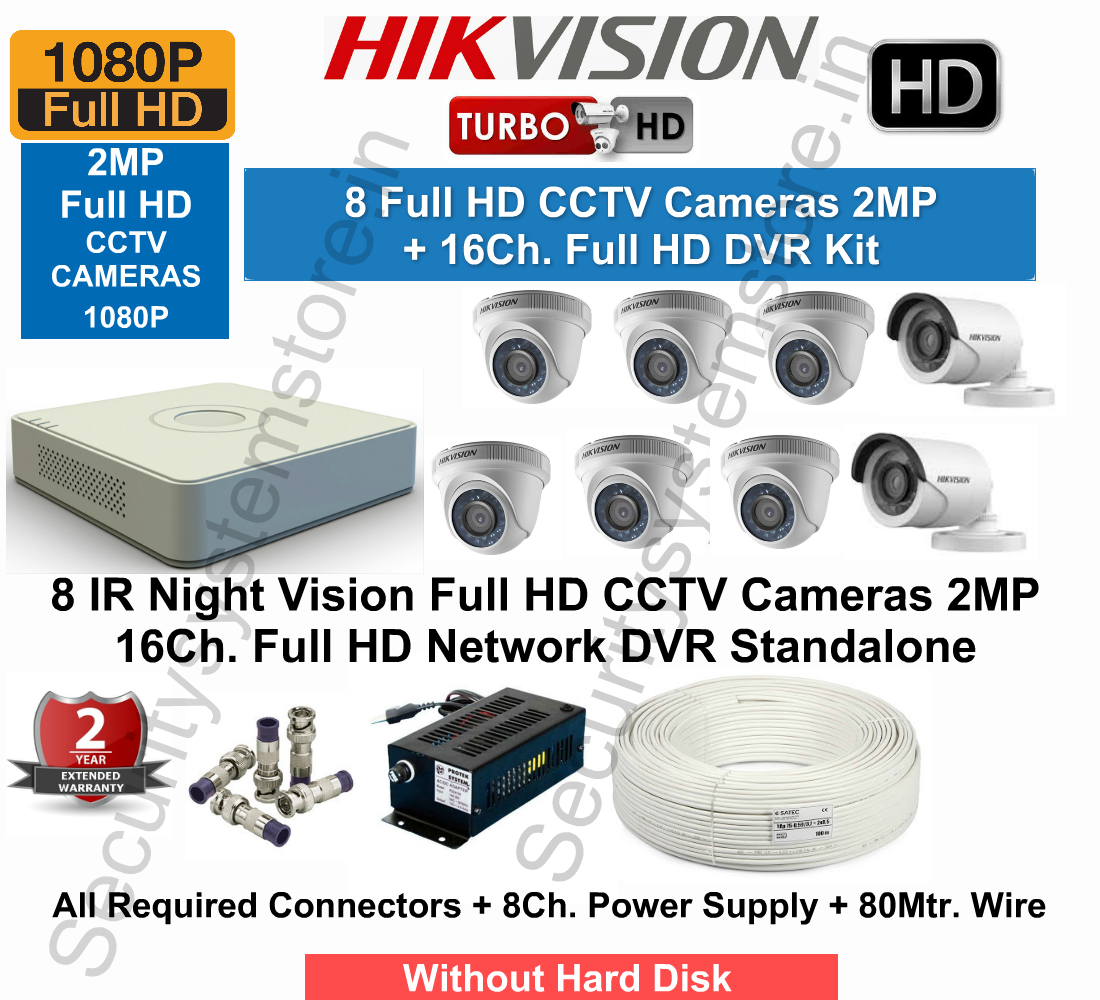 hikvision DS7116HQHI-F1