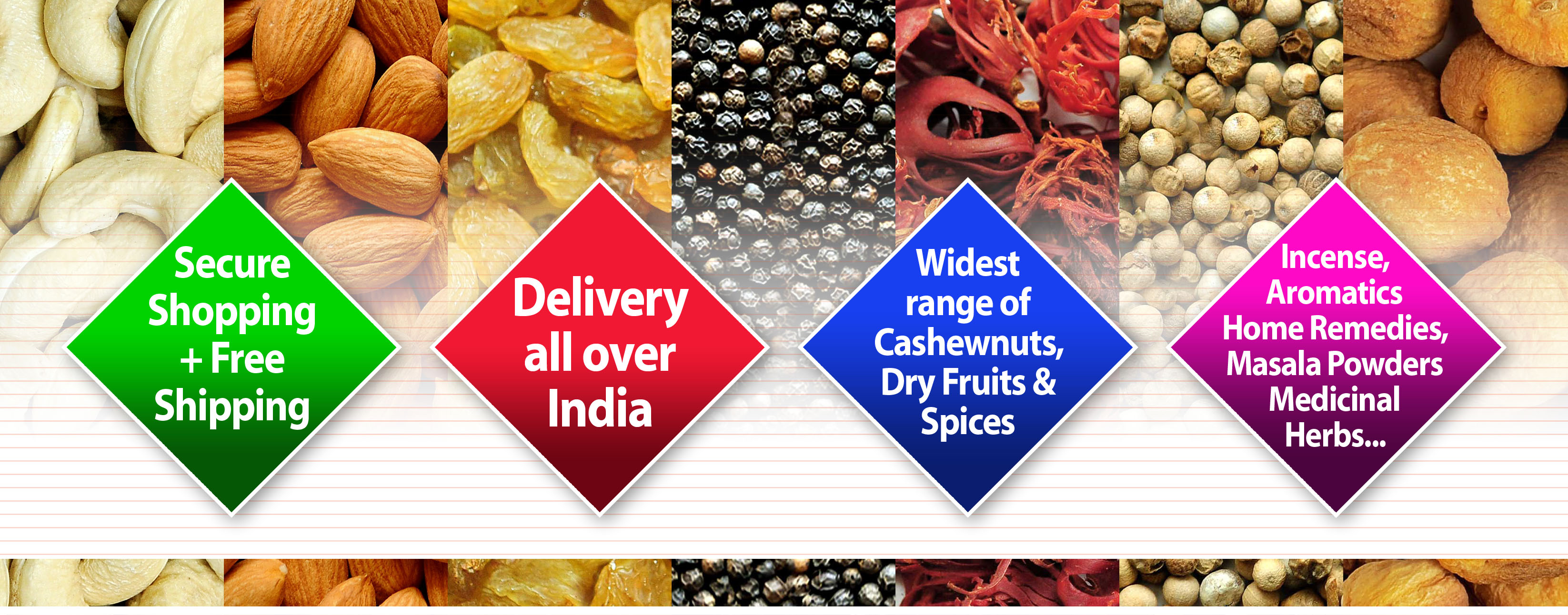 Buy herbs online - Mangalore Spice Buy Spices Herbs Aromatics Dry Fruits And Cashew Nuts Online India