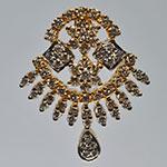 Diamond Lockets,Mangatrai,1.20ct. Diamond Locket in 18kt. Gold