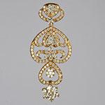 Diamond Lockets,Mangatrai,1.83ct. Diamond Locket in 18kt. Gold