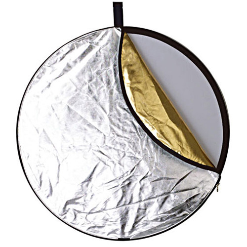 UTILITIES, PHOTO ACCESSORIES, PHOTO VATIKA, Imported, 5-in-1 COLLAPSIBLE LIGHT REFLECTOR 42