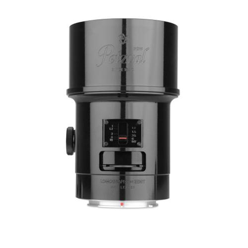New Petzval Lens - Black - Canon Mount