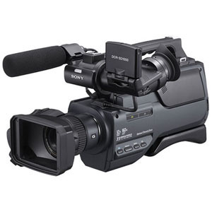 PROFESSIONAL VIDEO, VIDEO & ACCESSORIES, PHOTO VATIKA, Sony, SONY DCR-SD1000 CAMCORDER