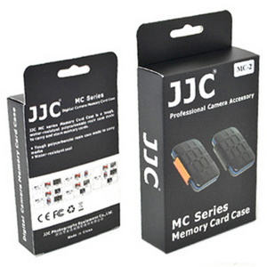 UTILITIES, PHOTO ACCESSORIES, PHOTO VATIKA, JJC, MEMORY CARD CASE MC-2