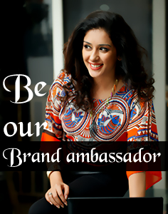 Be Our Barand Ambassador