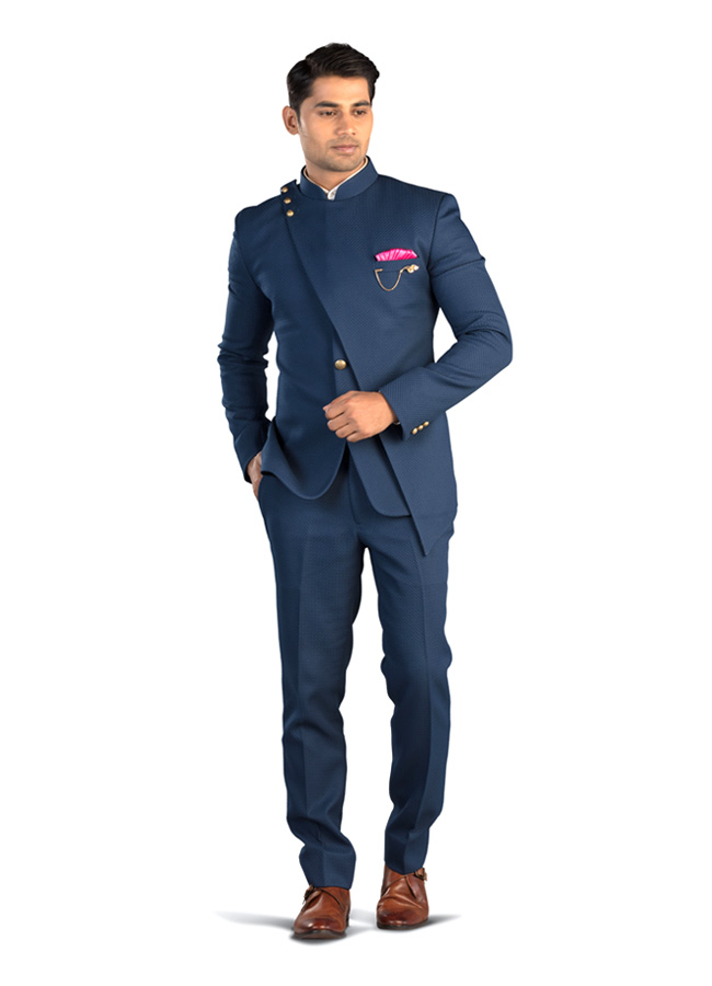 Asytremic  Jodhpuri suit